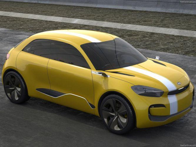 Kia CUB Concept cars 2013 wallpaper