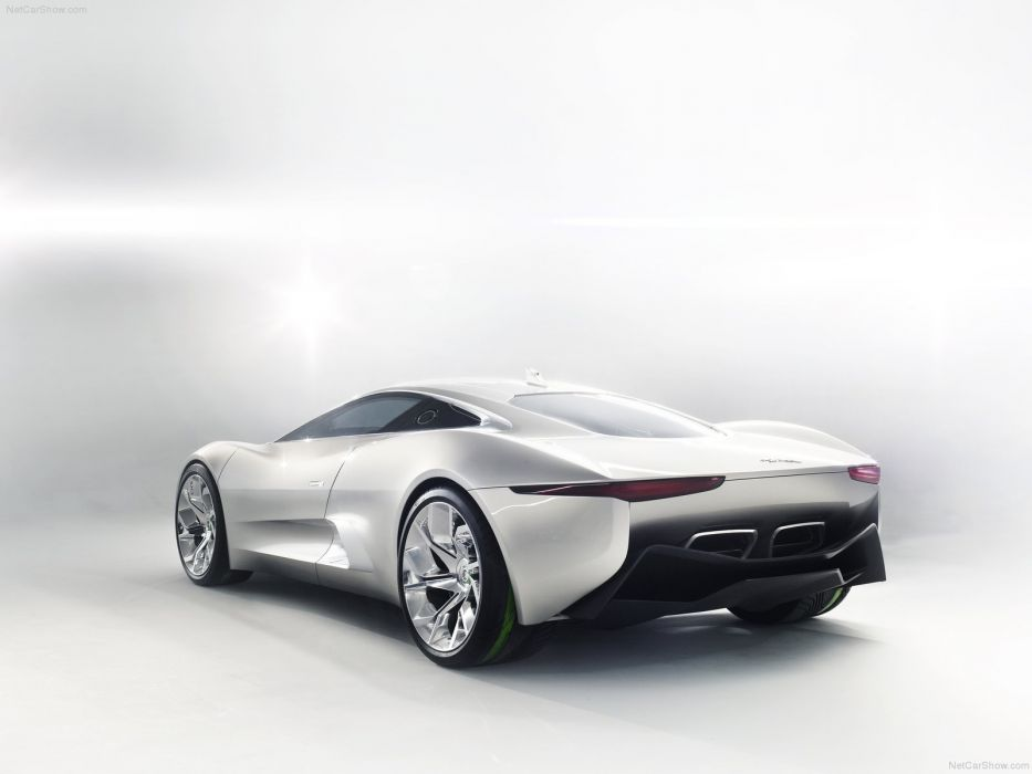 Jaguar C-X75 Concept cars supercars 2010 wallpaper