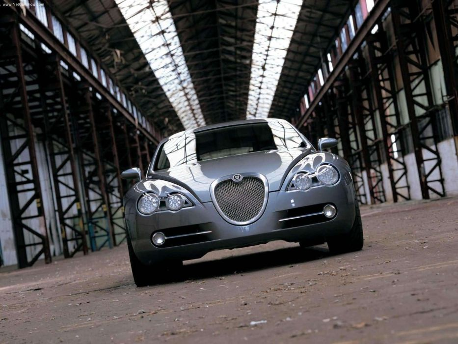 Jaguar RD6 Concept cars 2003 wallpaper