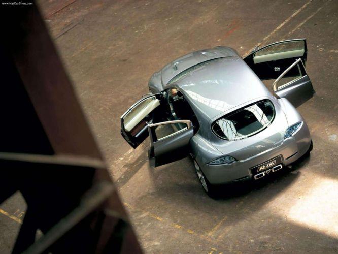 Jaguar RD6 Concept cars 2003 wallpaper