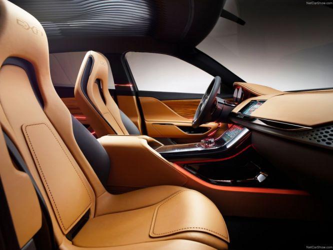 2013 suv Jaguar C-X17 5-Seater Concept cars wallpaper