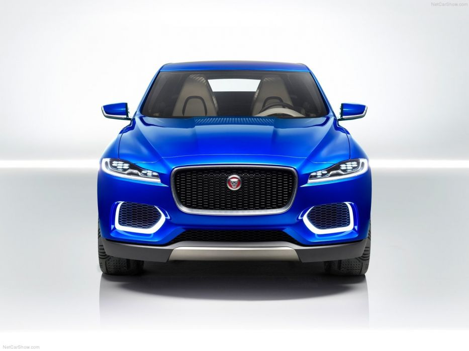 2013 suv Jaguar C-X17 Concept cars wallpaper