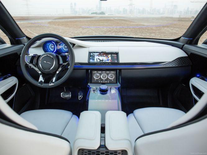 2013 suv Jaguar C-X17 Concept cars wallpaper