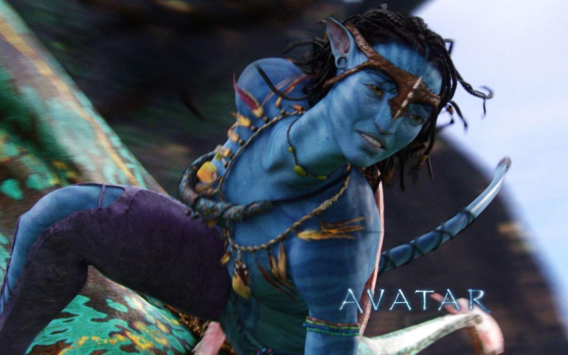 neytiri-avatar-movie wallpaper
