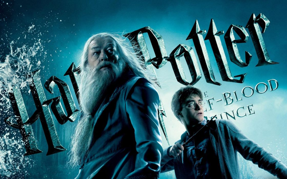 harry-potter-and-the-half-blood-prince wallpaper