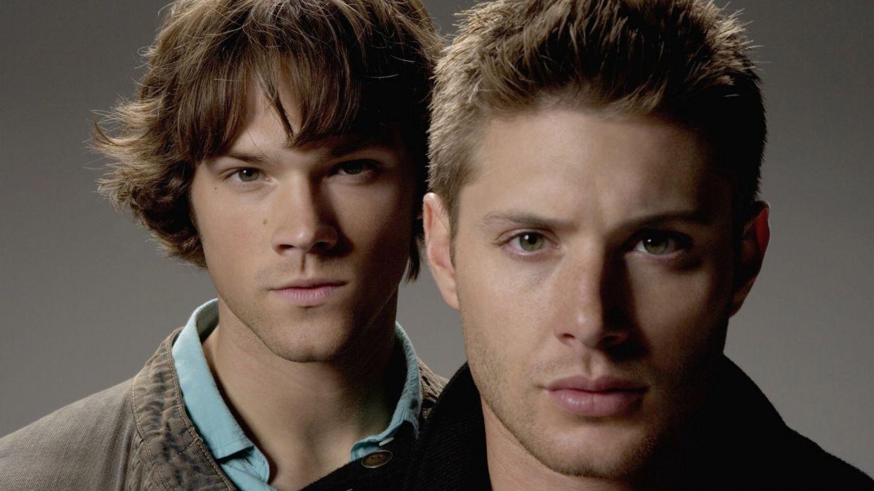 supernatural male tv series wallpaper