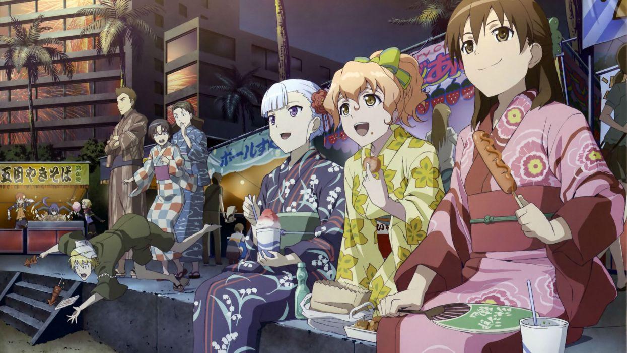 Anime Lagrange: The Flower of Rin-ne wallpaper