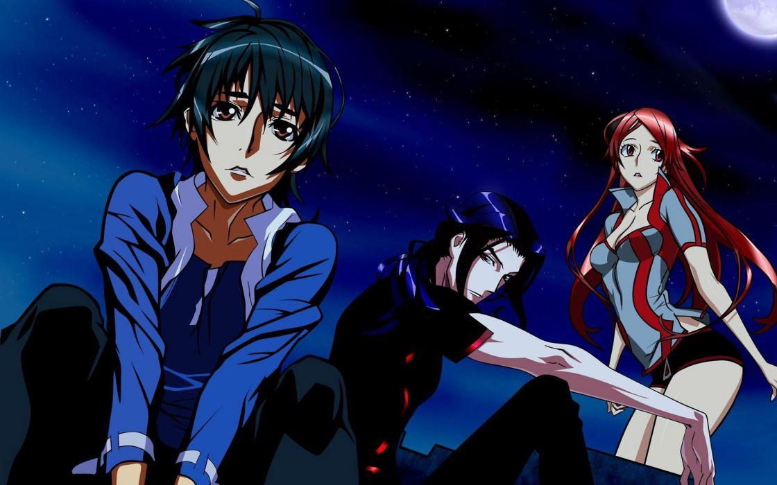 Anime Dragonaut: The Resonance wallpaper
