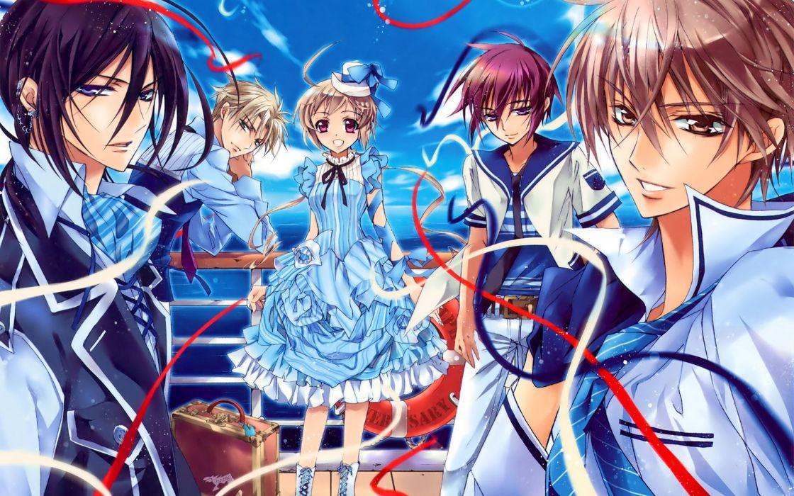 Anime S L H Stray Love Hearts! wallpaper