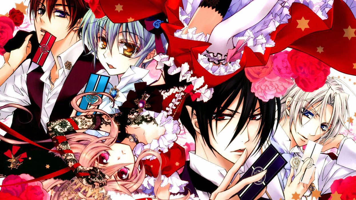 Anime Barajou no Kiss wallpaper