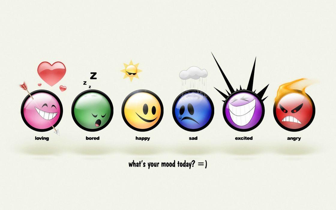 Funny Mood Today's mood wallpaper