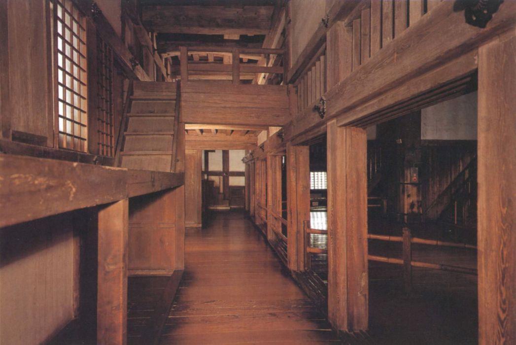 interior castillo maderas wallpaper