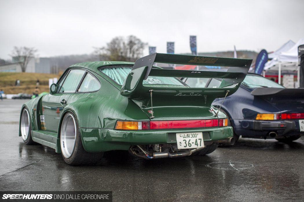 930 Body Works DB Flatnose Porsche Slantnose turbo Vitaloni race racing wallpaper