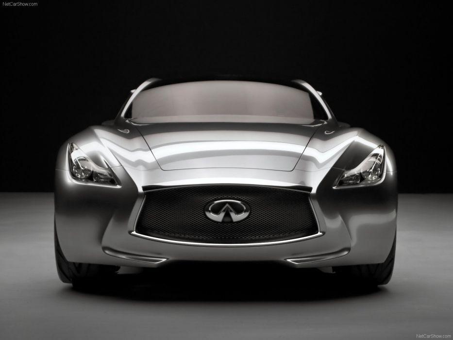 cars Concept essence infiniti 2009 wallpaper