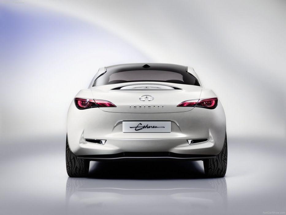 2011 Concept etherea infiniti cars wallpaper