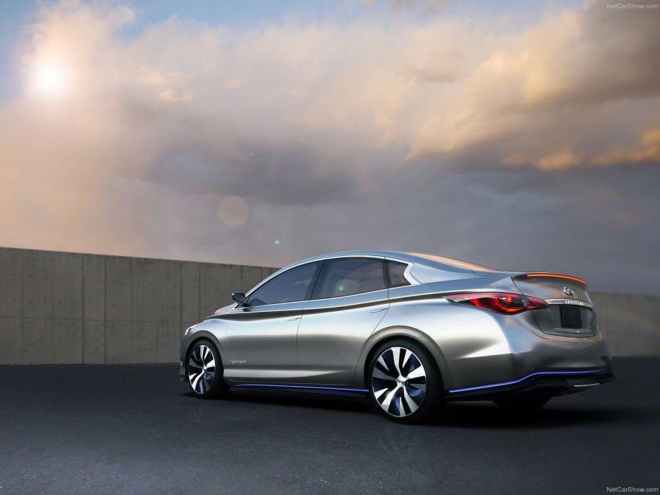 Infiniti LE-Concept cars 2012 wallpaper