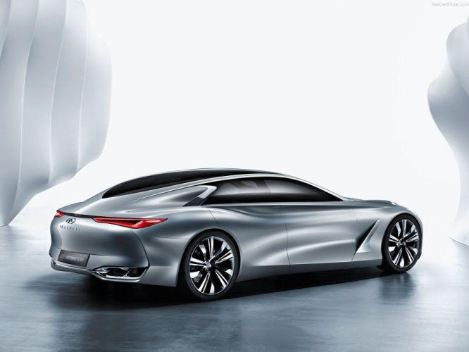 Infiniti Q80 Inspiration Concept cars 2014 wallpaper
