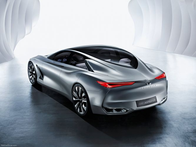 Infiniti Q80 Inspiration Concept cars 2014 wallpaper