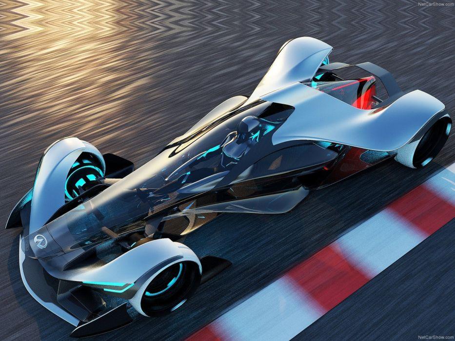 Infiniti Synaptiq Concept cars 2014 wallpaper