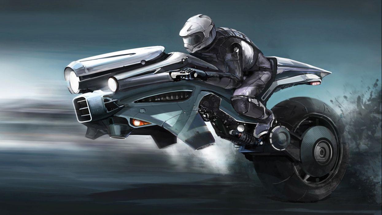 sci-fi futuristic art artwork vehicle transport vehicles spaceship wallpaper