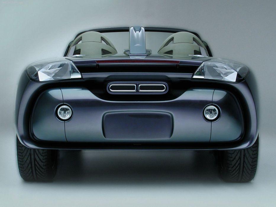 Hyundai HC- 6 Concept cars 2001 wallpaper
