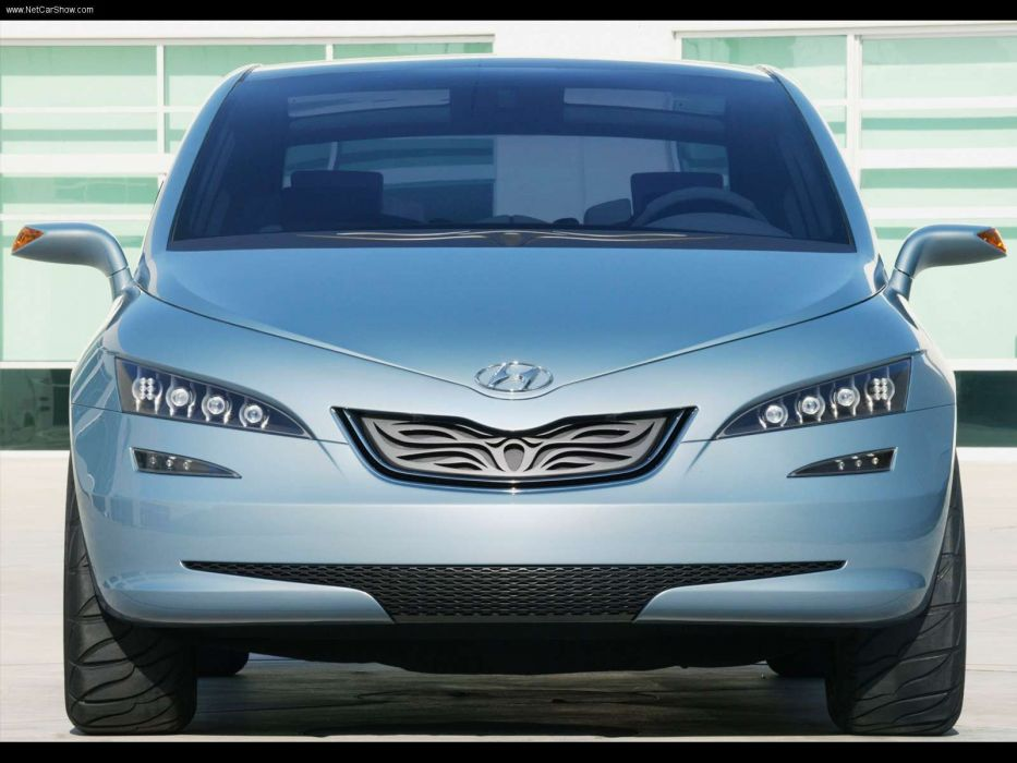2005 Concept hyundai portico cars wallpaper