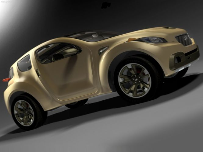 2006 Concept hcd10 hellion hyundai cars wallpaper