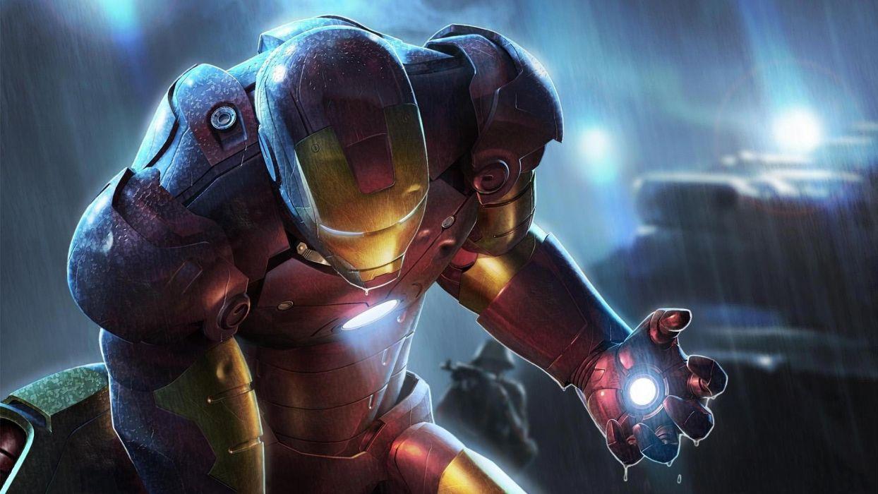 Movies Iron Man wallpaper