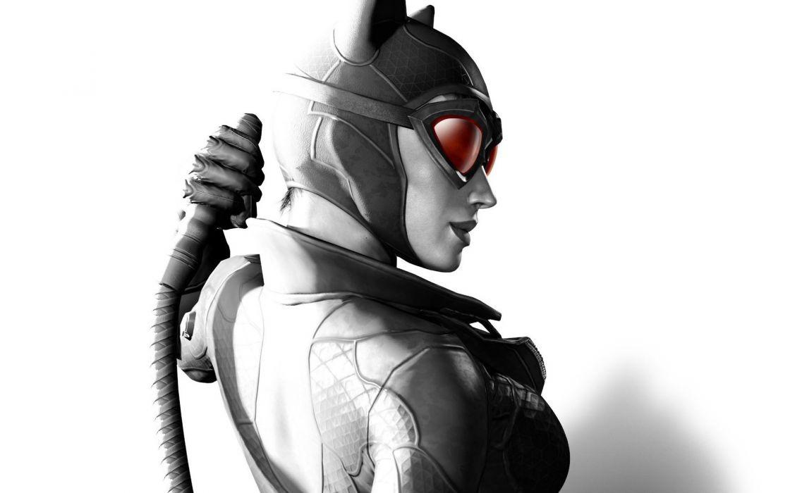 Games Batman Catwoman wallpaper