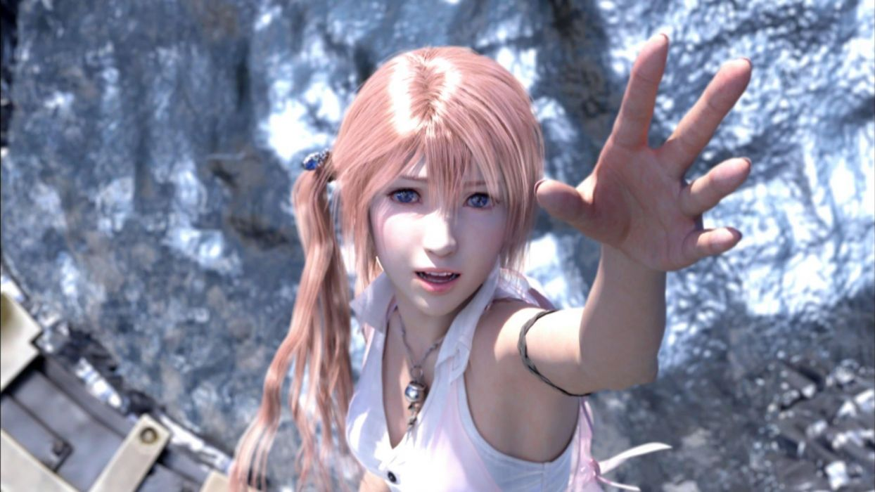 Serah Final Fantasy