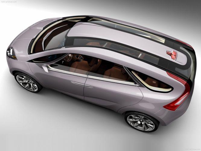 Hyundai HED-5 i-Mode Concept cars 2007 wallpaper
