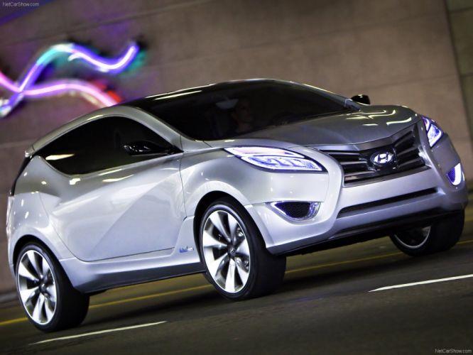 Hyundai Nuvis Concept cars 2009 wallpaper