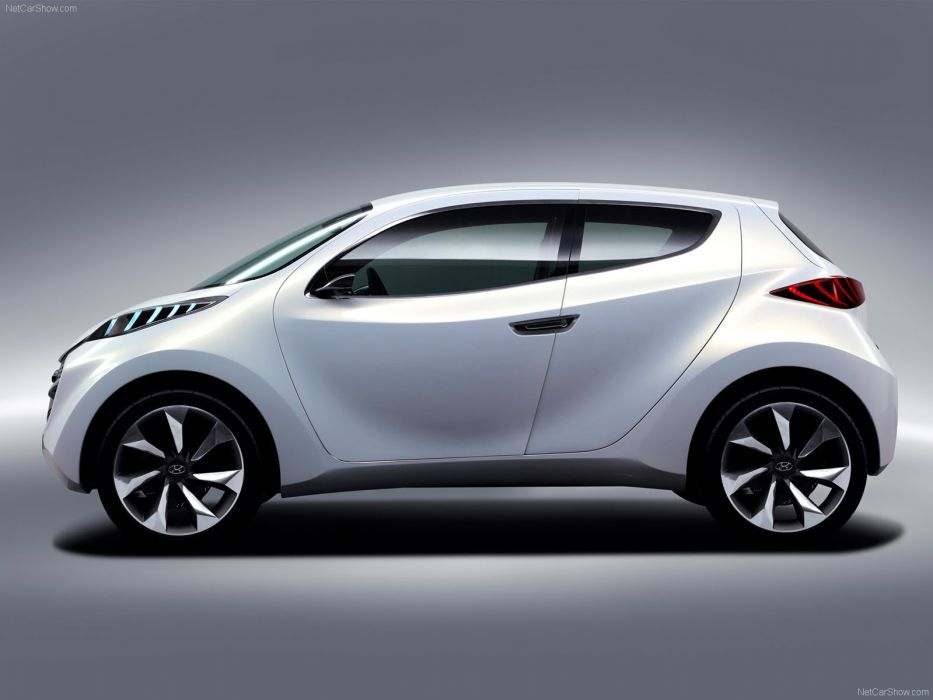 Hyundai ix-Metro Concept cars 2009 wallpaper