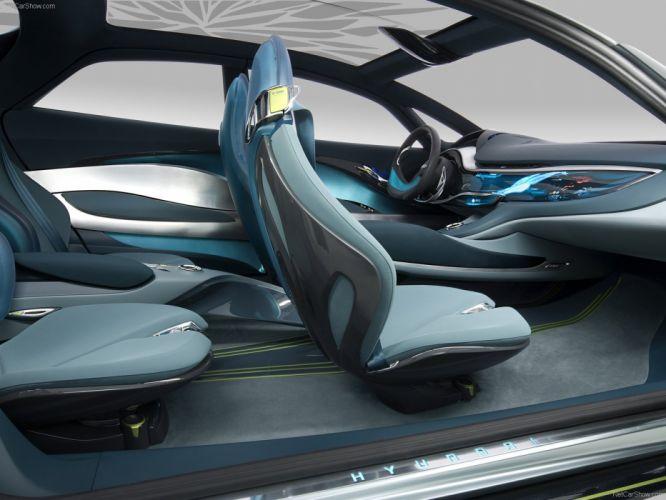 Hyundai i-flow Concept cars 2010 wallpaper