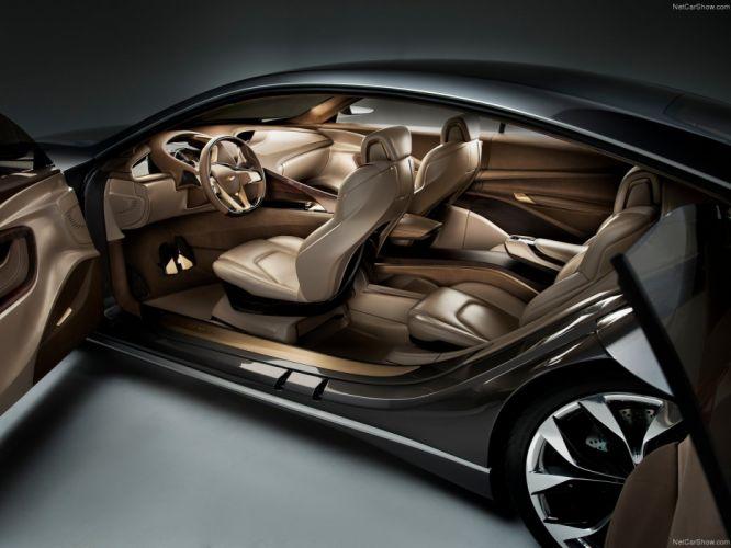 Hyundai HCD-14 Genesis Concept cars 2013 wallpaper