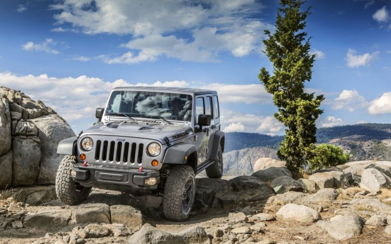 Cars Jeep Jeep Wrangler wallpaper