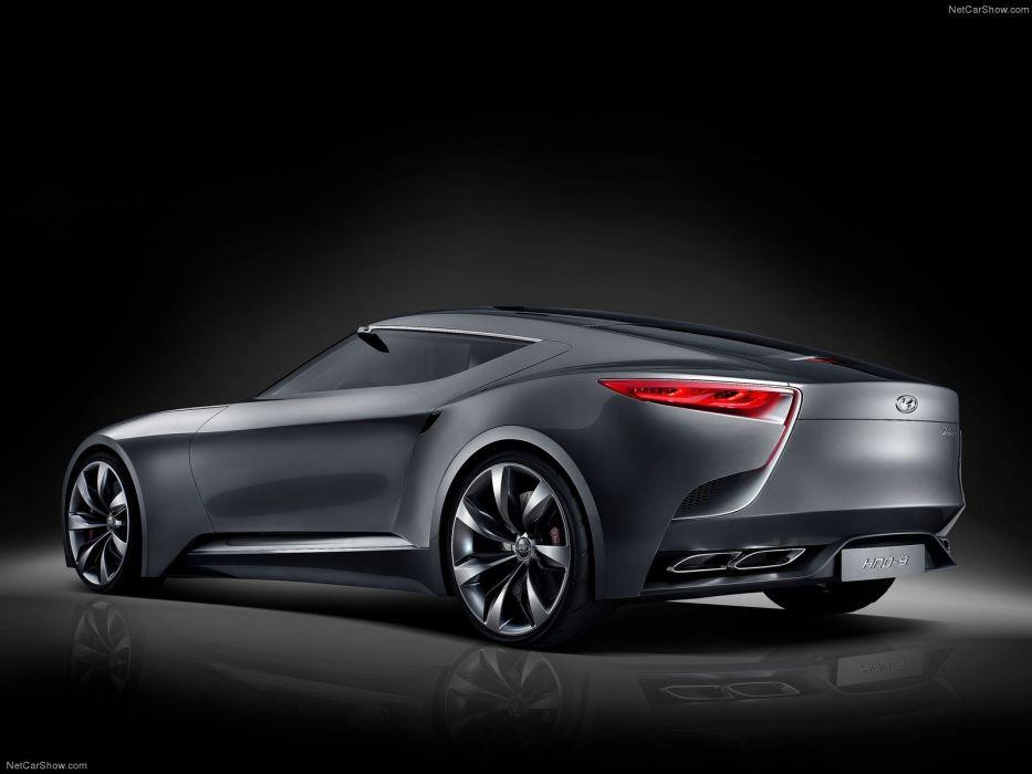 Hyundai HND-9 Concept cars 2013 wallpaper
