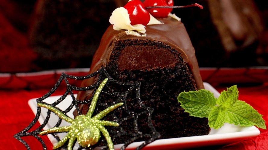 Chocolate Cake wallpaper