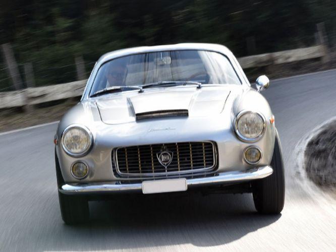 1963 Lancia Flaminia Sport 3C 2 8 Zagato classic cars wallpaper