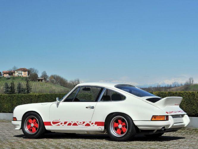 1973 Porsche 911 Carrera RS 2 7 Sport Lightweight coupe cars classic wallpaper