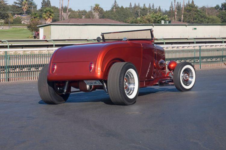 1932 Ford Roadster Hight Boy Hightboy Hotrod Hot Rod Custom Old School USA 2040x1360-02 wallpaper