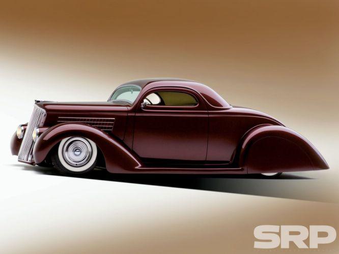1935 Ford Coupe 3 Window Hotrod Hot Rod Custom Old School USA 1600x1200-06 wallpaper
