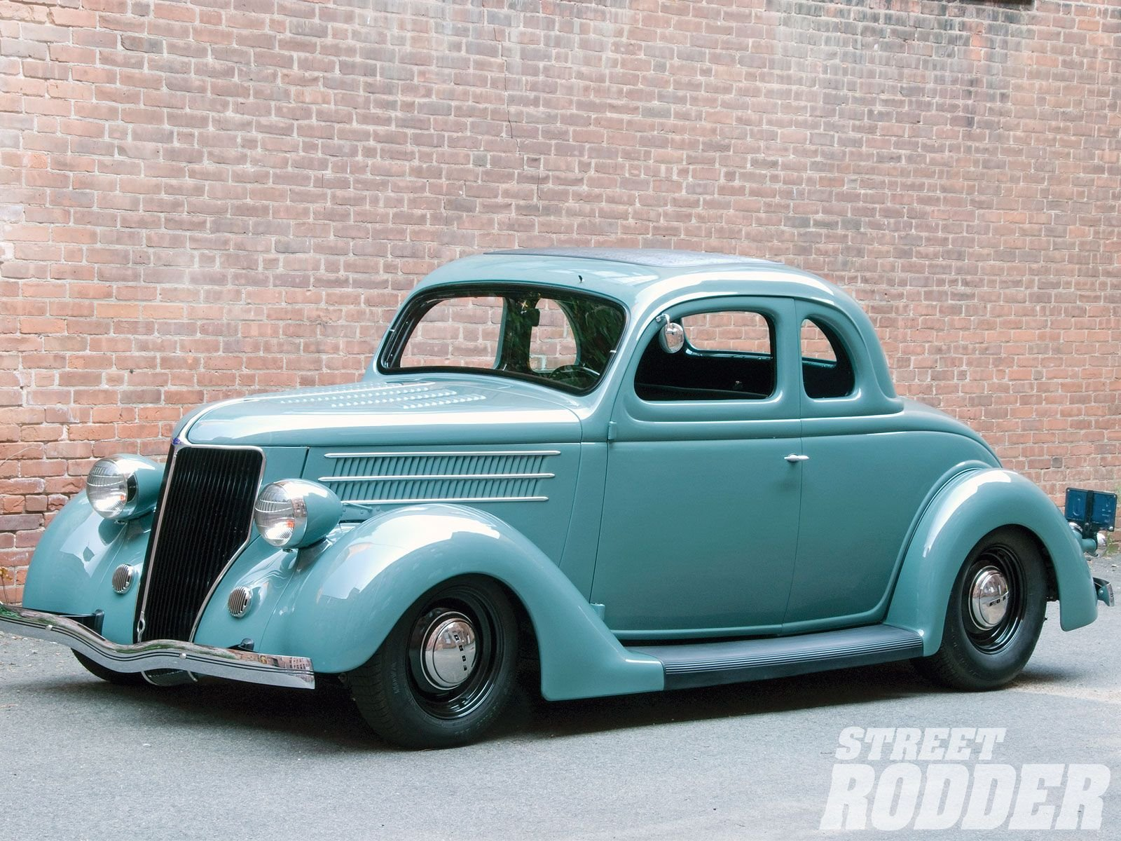 1936 ford business coupe 5 window hotrod hot rod custom for 1936 ford five window coupe