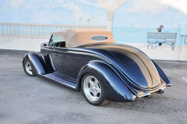 1936 Ford Roadster Hotrod Streetrod Hot Rod Street USA 1048x1360-02 wallpaper