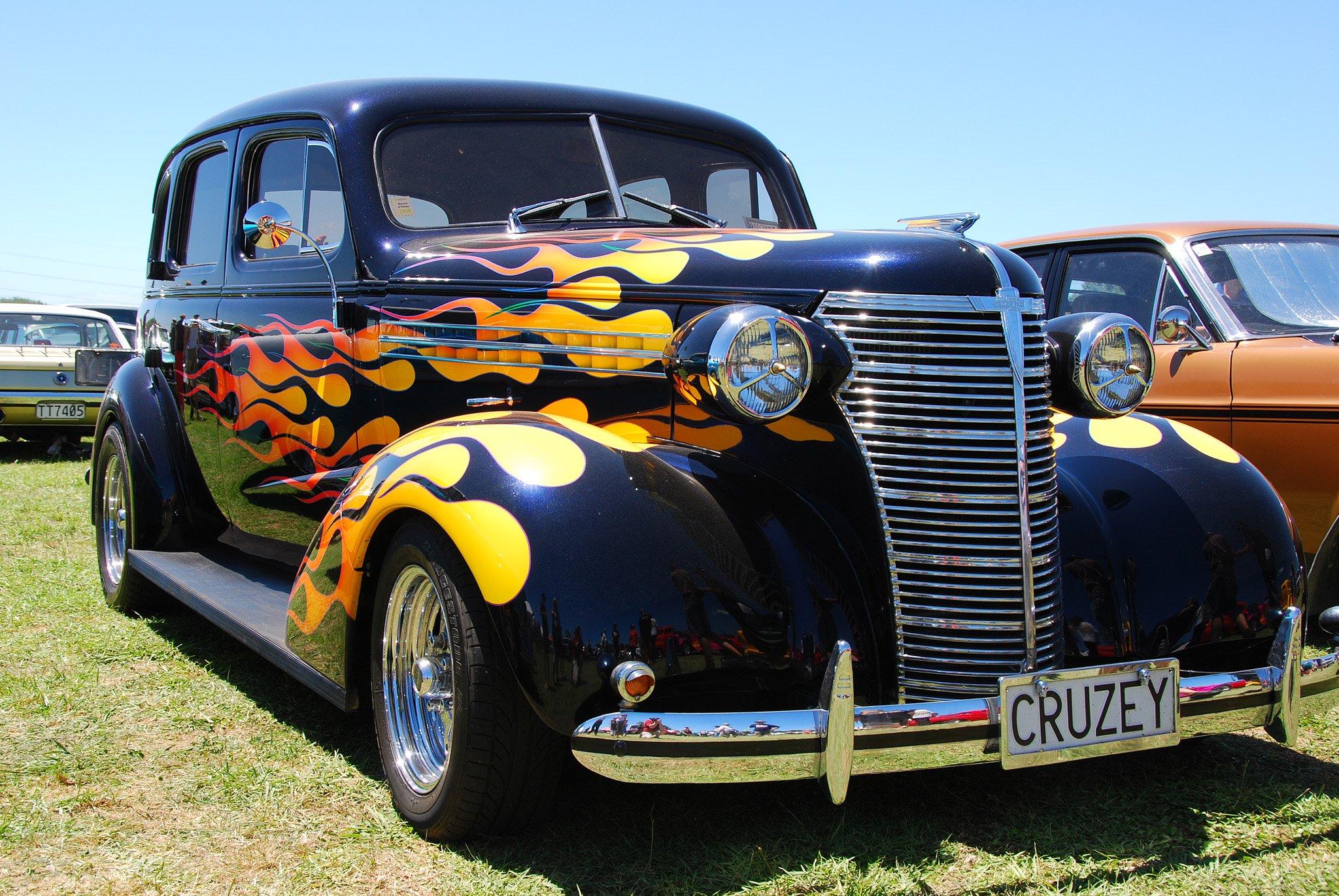 1938 chevrolet chevy sedan 4 door hotrod streetrod hot rod for 1938 chevy 4 door