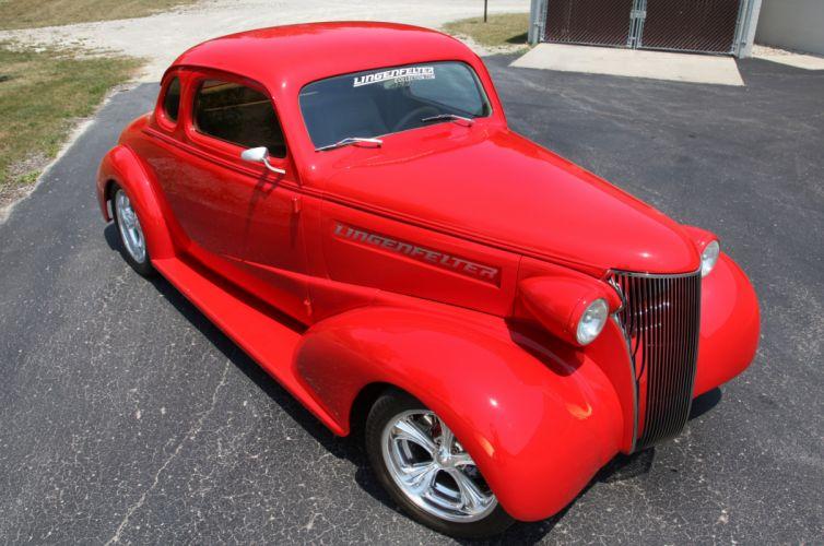 1938 Chevy Coupe Hotrod Streetrod Hot Rod Street USA 4100x2720-01 wallpaper