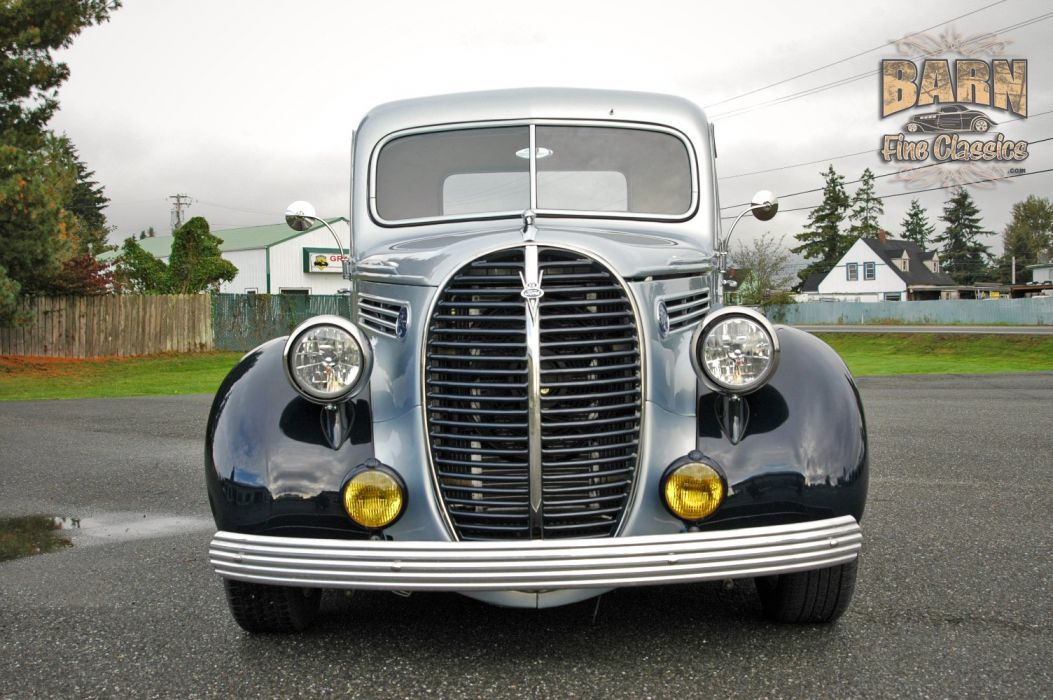 1938 Ford Pickup Hotrod Hod Rod Old School Custom USA 1500x1000-18 wallpaper