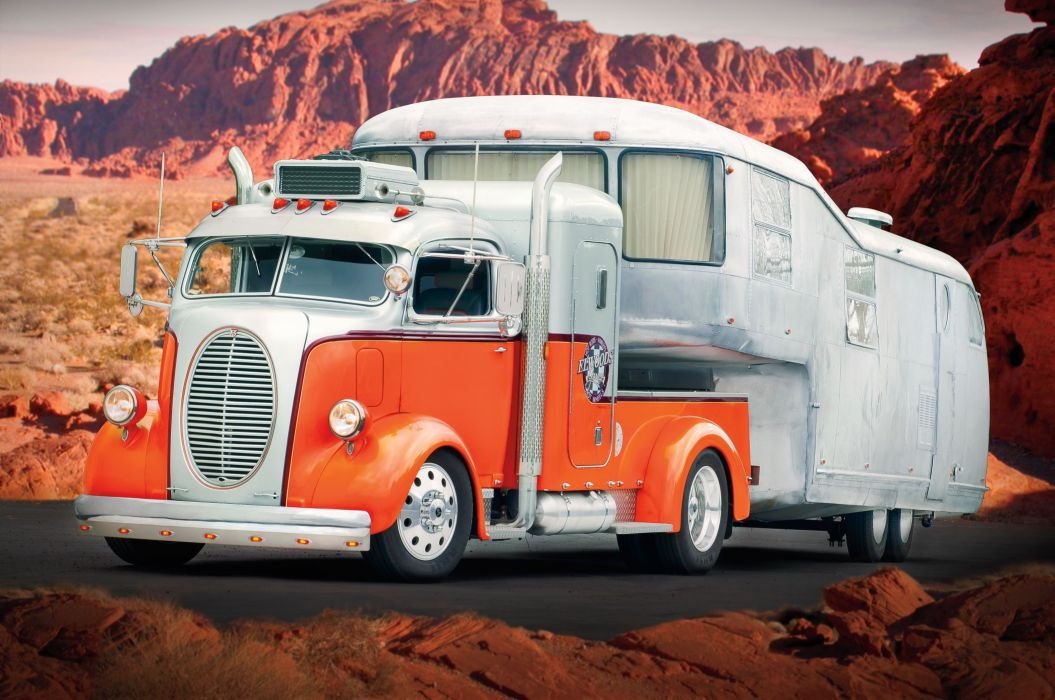 1938 Ford Coe Truck Hotrod Streetrod USA 4064x2698-03 wallpaper