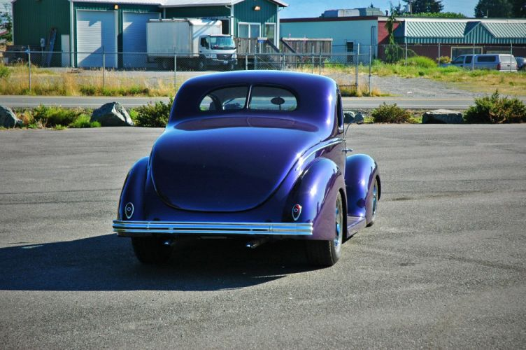 1938 Ford Deluxe Coupe 5 Window Hotrod Streetrod Hot Rod Street USA 1500x1000-16 wallpaper