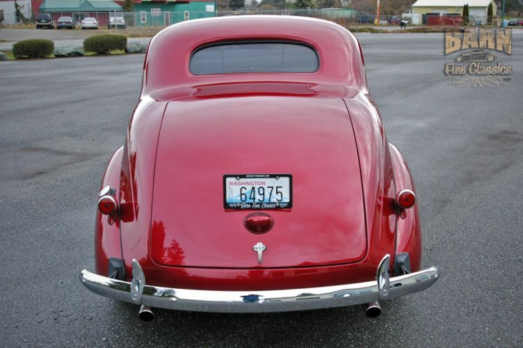1938 Plymouth Coupe 2 Door Hotrod Streetrod Hot Rod Street Red USA 1500x1000-11 wallpaper